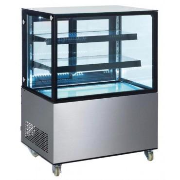 Witryna chłodnicza 2-półkowa 300 l