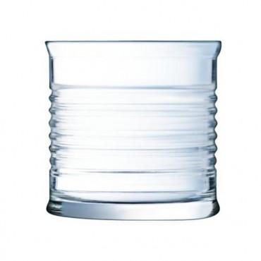 LINIA BE BOP - Szklanka niska 300ml [kpl.]