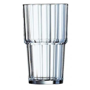 Szklanka wysoka NORVEGE 270ml [kpl 6 szt.]