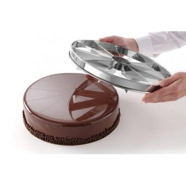 Znacznik do tortów 12 porcji