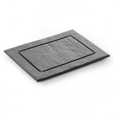 Płyta łupkowa - talerz 300x200