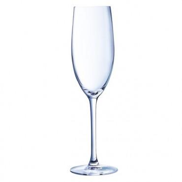 LINIA CABERNET - Kieliszek do szampana 240ml  [kpl.]
