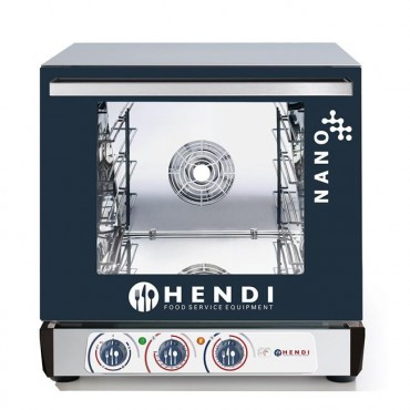 Piec multifunkcyjny Hendi Nano 4x 450x340 MM