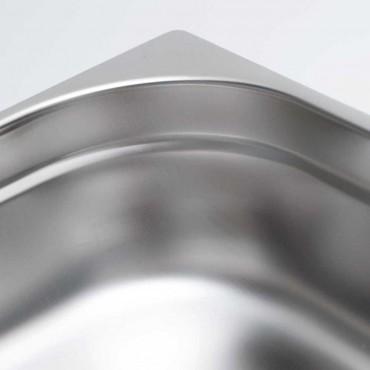 Pojemnik stalowy, Eco, GN 1/1, H 65 mm