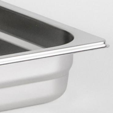 Pojemnik stalowy, Premium, GN 1/1, H 100 mm