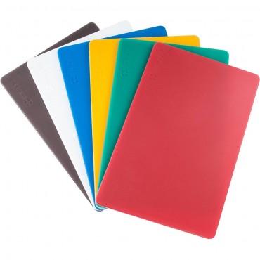 Deska do krojenia HACCP, 450x300 mm czerwona
