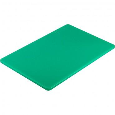 Deska do krojenia HACCP, 450x300 mm zielona
