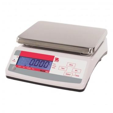Waga pomocnicza, zakres 15 kg, dokładność 2 g