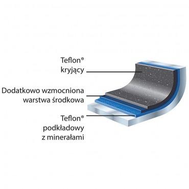 Patelnia nieprzywierająca, Platinum do indukcji, ø 200 mm