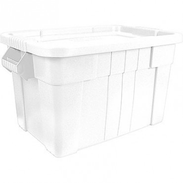 Pojemnik transportowy do żywności, biały, V 79 l