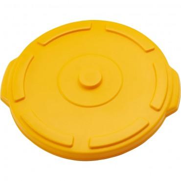 Pokrywa do pojemnika, Thor, V 38 l, żółta