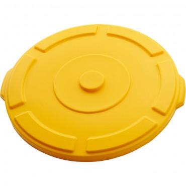 Pokrywa do pojemnika, Thor, V 75 l, żółta