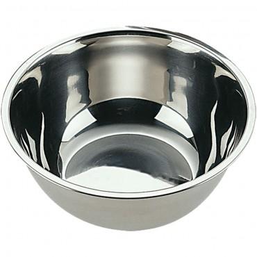 Miska kuchenna, stalowa, polerowana, ø 180 mm, V 1.7 l
