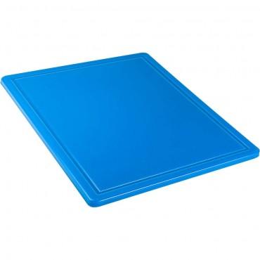 Deska do krojenia HACCP, GN 1/2 niebieska