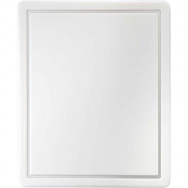 Deska do krojenia HACCP, GN 1/2 biała