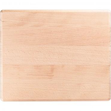 Deska drewniana gładka, 250x300 mm