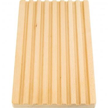 Deska drewniana do chleba, 400x250 mm