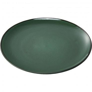 Talerz płytki d 260 mm zielony