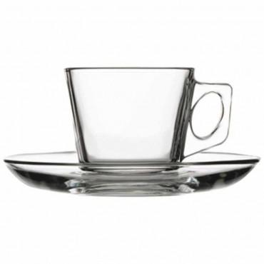 Filiżanka do espresso 80 ml ze spodkiem