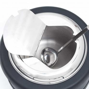 Kociołek elektryczny do zup 10 l z chochlą