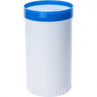 Dyspenser barmański 1 l niebieski