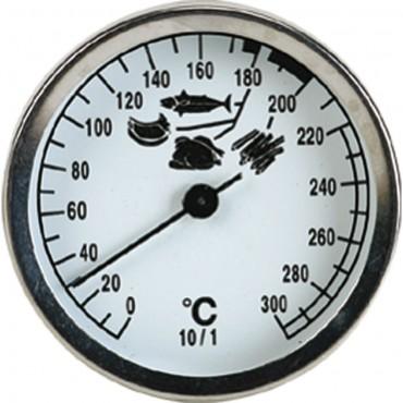 Termometr analogowy, zakres od 0 do +300°C