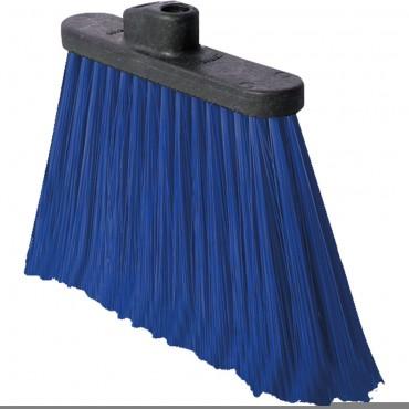 Szczotka, miotła, niebieska, 320x46x220 mm