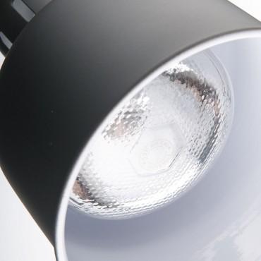 Lampa do podgrzewania potraw wisząca, czarna, P 0.25 kW, U 230 V