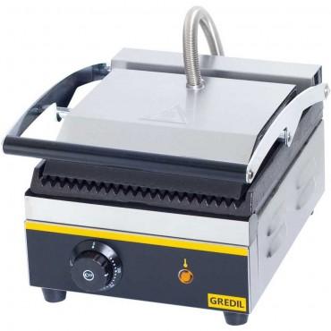 Kontakt grill pojedynczy, P 1.8 kW, U 230 V
