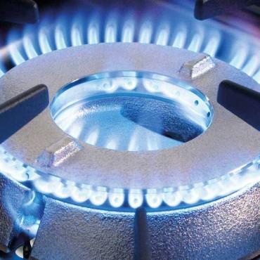 Taboret gazowy, pojedynczy, Top line, 9 kW, G20