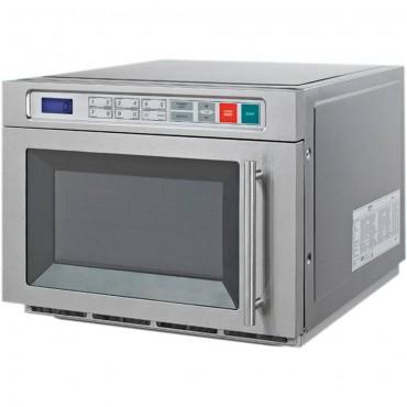 Kuchenka mikrofalowa, sterowanie elektroniczne, P 1.8 kW