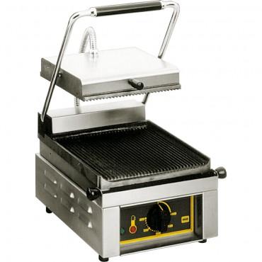Kontakt grill pojedyńczy, SAVOYE, P 2 kW, U 230 V