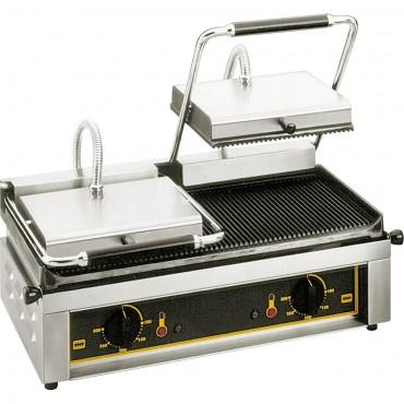 Kontakt grill podwójny, Majestic, P 4 kW, U 230 V