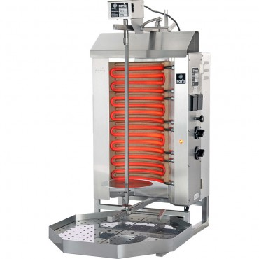 Gyros, kebab elektryczny, E 2, P 6 kW, U 400 V
