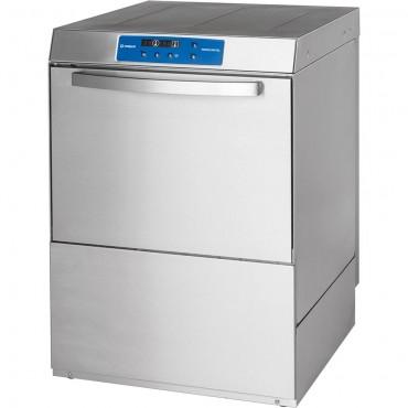 Zmywarko wyparzarka, uniwersalna, Power Digital, dozownik płynu myjącego, pompa zrzutowa, P 6.65 kW, U 400 V