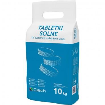 Tabletki solne do zmiękczaczy, M 10kg