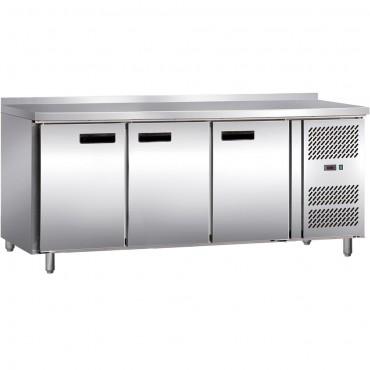 Stół chłodniczy 3 drzwiowy, agregat po prawej stronie
