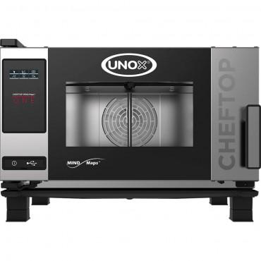 Piec konwekcyjno-parowy UNOX 3xGN1/1 ChefTop Mind.Maps one 5 kW