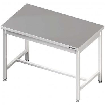 Stół centralny bez półki 1600x700x850 mm skręcany