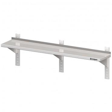 Półka wisząca, przestawna,pojedyncza 1600x300x400 mm