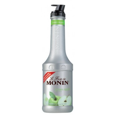 PUREE GREEN APPLE - puree zielone jabłko 1 l