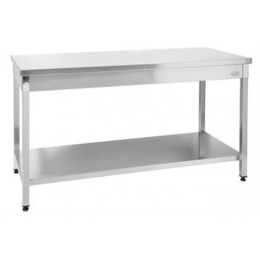 Stół roboczy centralny z półką 1200