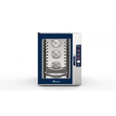 Piec piekarniczo - cukierniczy Nano Drive Bakery 10 x 600 x 400 sterowany elektronicznie, systeme...