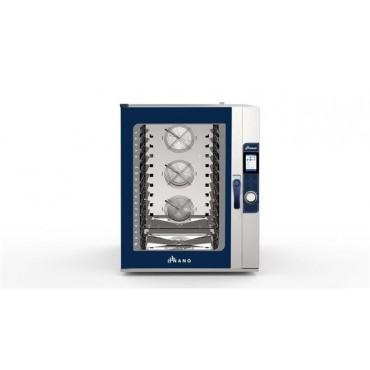 Piec piekarniczo - cukierniczy Nano Max Bakery 10 x 600 x 400 z ekranem dotykowym, systemem myjąc...