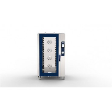 Piec piekarniczo - cukierniczy Nano Max Bakery 16 x 600 x 400 z ekranem dotykowym, systemem myjąc...