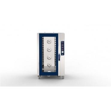 Piec konwekcyjno - parowy Nano Drive 20 x GN1/1 sterowany elektronicznie, z systemem myjącym i sondą