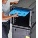 Element chłodzący Cambro CAM GOBOX Camchiller, niebieski 530x325x(H)30