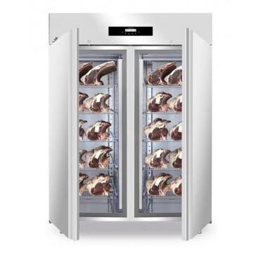Szafa do sezonowania mięsa 2-drzwiowa INOX