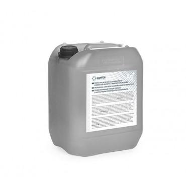 Profesjonalny płyn do czyszczenia pieców konwekcyjno-parowych 10 l - z cząsteczkami srebra