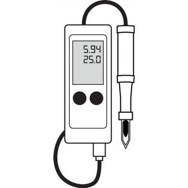 Instrument pomiarowy do badania poziomu pH